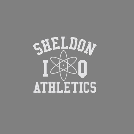 TEXLAB - TBBT: Sheldon IQ Athletics - Damen T-Shirt Rosa