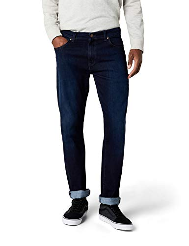 Wrangler Herren Texas Tonal Jeans, Blau (Blue Stroke), 34W / 34L Pocket Bottoms Jeans
