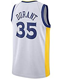 Holdzhu Camisetas De Baloncesto para Hombres Y Adolescentes - Nueva Temporada Golden State Warriors Durant 35