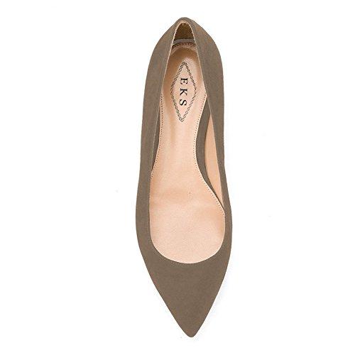 Eks Brown Femme Ballet