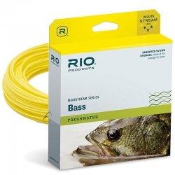 Rio Brands Redington Fly Line Mainstream Bass/Pike/Pinfish Wf9F Angelschnur, gelb