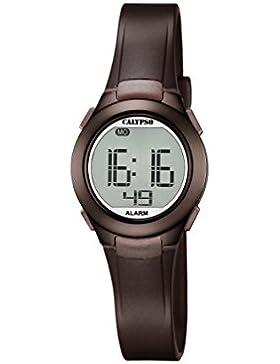 Calypso  Unisex -Armbanduhr  Digital  Digital Plastik K5677/6