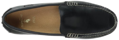 Polo Ralph Lauren Woodley Slip-on Mocassins Black