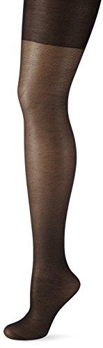 Nur Die Damen Schöne Kurven Strumpfhose, 20 Den, Schwarz (Schwarz 94), 44 (Herstellergröße: 40-44=M) (Comfort-strumpfhose Nur)