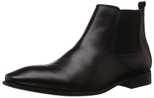 Hush Puppies Men's New Fred Chelsea Black Boots - 7 UK/India (41 EU) (8046966)