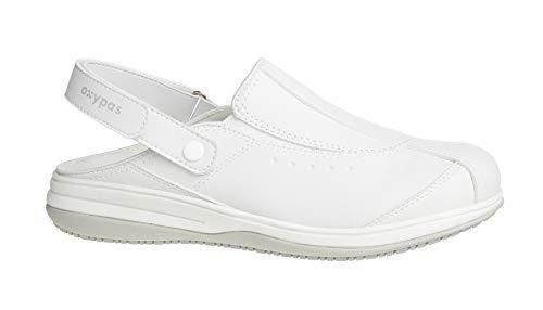 Oxypas scarpe di sicurezza da donna, bianco (wht), 41 eu