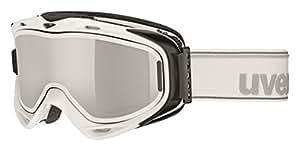 Uvex g.gl 300 take off white/litemirror silver, one size