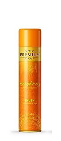 Premium Mangalmay Shubh Home Fragrances -125 g (Sandalwood and Rose)