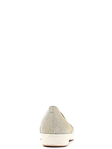 Stonefly 206006 Platinum Mocassin Femme
