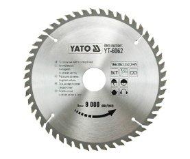 Preisvergleich Produktbild Yato yt-6062tct-lame Holz 184x 50x 30mm
