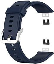 Justpe Compatibile con Cinturino Huawei Watch Fit 2020, Cinturino Sportivo in Silicone per Huawei Watch Fit, p