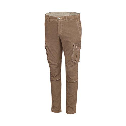 Columbia - Pantalon - Homme Marron Clair