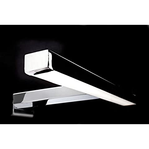Ronin Furniture Fittings® Nite 5 W LED, 305 mm cromato lucido congelatore