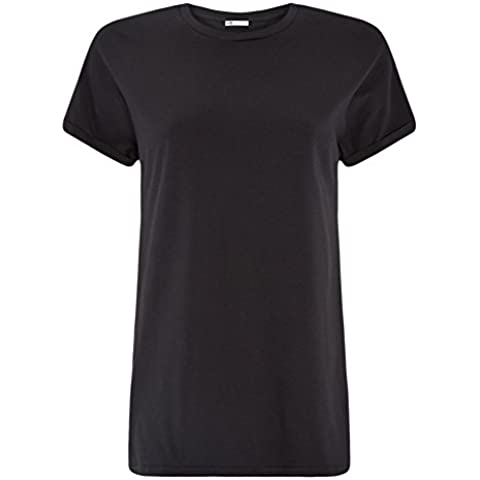 oodji Collection Donna T-shirt Basic in