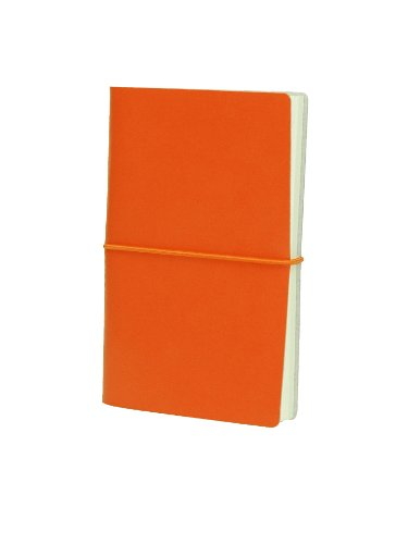 paperthinks-recycled-leather-9-x-15cm-96-page-pocket-memo-notebook-tangerine-orange