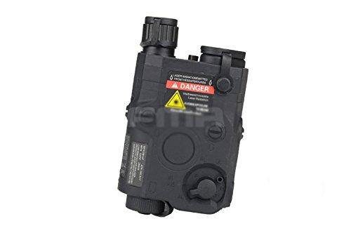 Marine Dichtung PEQ-15 Dummy Batterie Fall für Taktisch AEG Airsoft Anzeige Schwarz