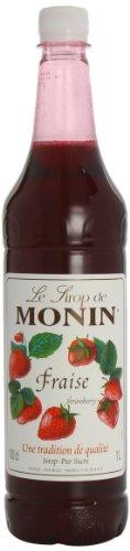 Monin Premium Strawberry Syrup 1 L