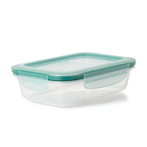 oxo-good-grips-11175100-snap-reservoir-12-l-plastique-transparent-bleu-1752-x-16-x-178-cm