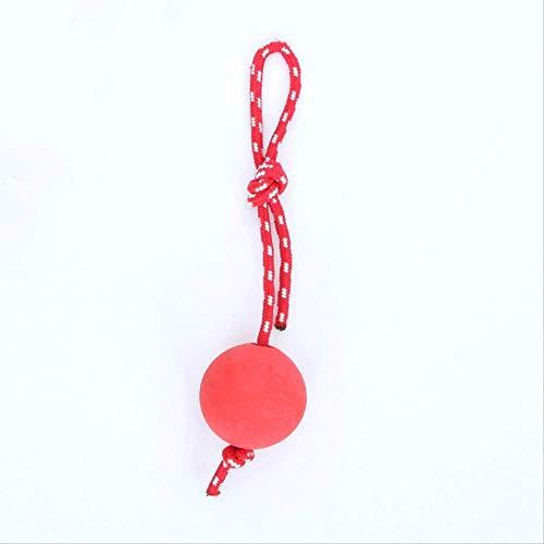 Solide Federball Große Mittel Kleine Tpr Pet Spielzeug Gummi Pet Spielzeug Beißfest Hundespielzeug