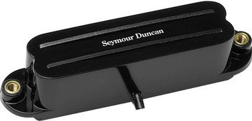 SEYMOUR DUNCAN SCR 1B STRAT® COOL RAILS (BRIDGE POSITION) BLACK