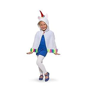 Folat Capa de Unicornio 64083, para Carnaval, para niños, Talla única
