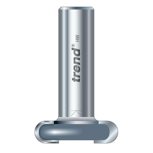 Trend - Radius Sunk Bead 4mm Fräserradius - 86/04X1/2TC