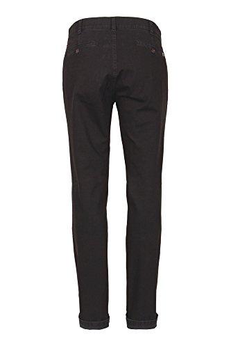 Club of Comfort Herren Jeans Pima Bauwolle Stretch auch große Größen Schwarz
