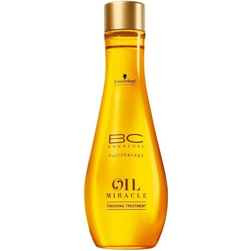 Schwarzkopf BC Bonacure Oil Miracle Arganöl Finishing Treatment Haarkur, 100 ml -