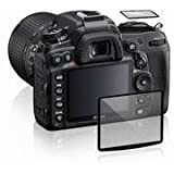 Maxsimafoto® - LCD Pro Glass Screen Protector for Canon 5D MKIII, 5D3. 5D Mk3, 5DR 5DS R.