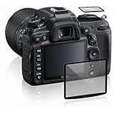 Maxsimafoto® LCD Glass Screen Protector For Nikon D4 High Transparency, Anti-scrape, Anti Bump.