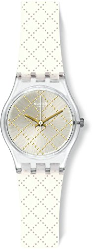 Swatch Orologio da Donna Digitale al Quarzo con Cinturino in Silicone – LK365