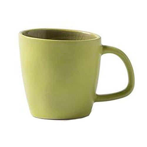50ML B?ro- / Haushaltskeramik-Milch-Schalentee-Schalen-Espresso-Kaffeetassen, Gr?n