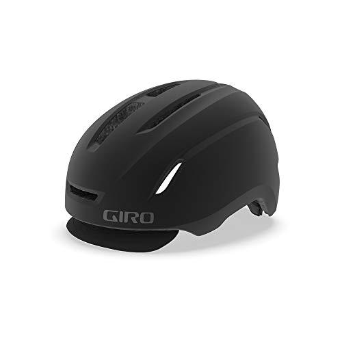 Giro Helm Caden MIPS Urban, Unisex, GIHCADMBM, Matte Black, Medium/55-59 cm