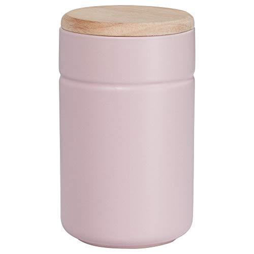 Maxwell & Williams AV0096 Tint Vorratsdose mit Deckel,  aus Keramik, Rosa, 900 ml -