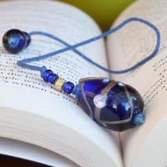 Beaded bookmarks