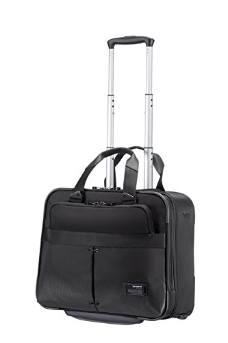 "Samsonite Cityvibe Rolling Tote 16"" Trolley para"