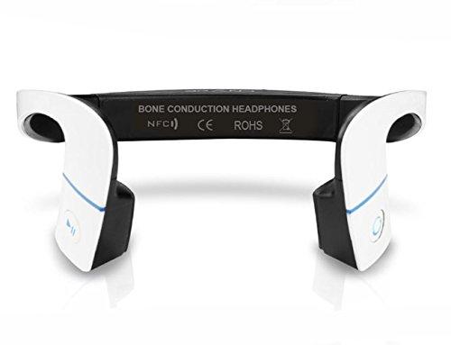 Onebird Bluetooth 4.1cuffia a conduzione ossea cuffia con microfono/NFC/HIFI audio Calling funzione Standby 10giorni Sport auriculares per iOS Android (lf-18, confezione da 1)