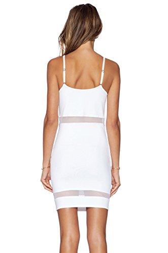 GBT Mosaik - Kleid. Weiße