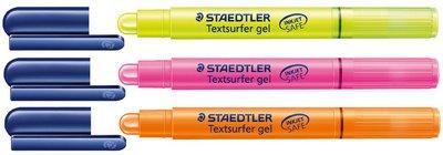 staedtler-resaltador-textsurfer-gel-juego-de-3