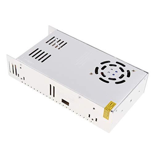 Baoblaze Transformator Schaltnetzteil Adapter Netzteil für LED Strip, AC110V-220V zu DC12V / 24V - 60A 60a Netzteil