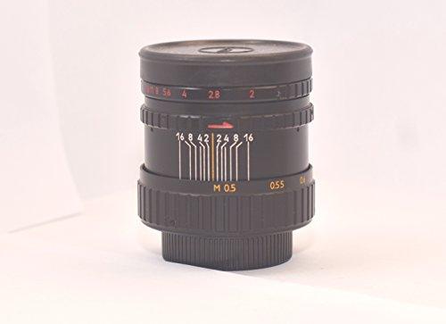 mc Helios 44–358mm F2Objektiv Russische für M42Mount Kameras
