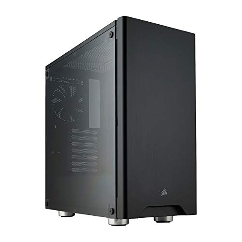 Corsair Carbide 275R Gaming PC-Gehäuse (Mid Tower ATX, mit window) schwarz (Mid-tower-gehäuse Mini-itx)