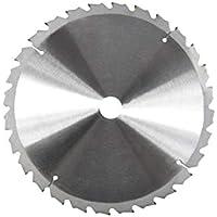 BESTOMZ Discos Circulares de la Rueda de la Hoja de Sierra de 255x1.8mm 28 Dientes TCT para el Corte plástico