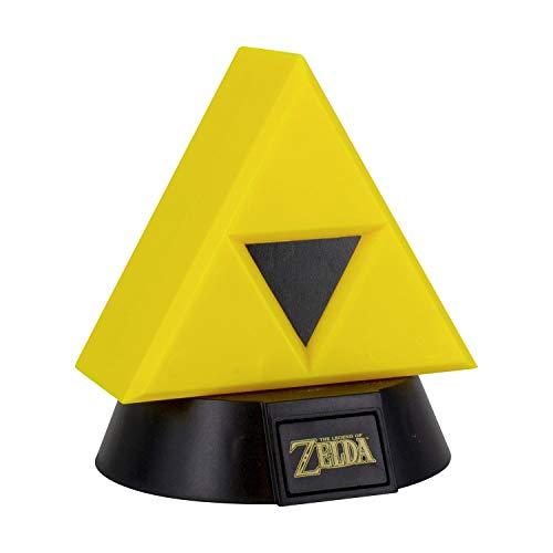 Paladone Lámpara de Mesa 3D The Legend of Zelda - Triforce