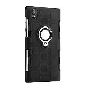 VILLCASE Hybird Phone Case Magnetische Auto Montage Telefonabdeckung mit Fingerring Halter Shockproof Phone Shell für…