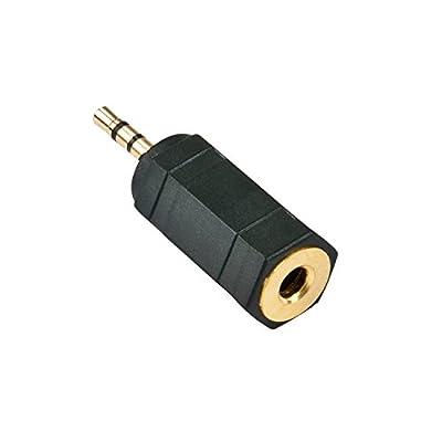 Lindy Adaptateur Audio stéréo 2,5mm M / 3,5mm F par LINDY