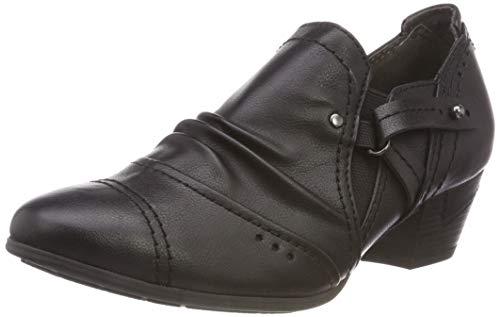 Softline Damen 24361-21 Slipper, Schwarz (Black 001), 41 EU