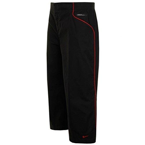 Nike Uomo Manchester United 7/8 Crop Pantaloni sportivi, Nero, Taglia M