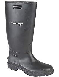 2db3c17ad0d Mx974A Dunlop Mens Festival Wellies Wellington Rain Snow Boots Size Uk 7 8  9 10 11