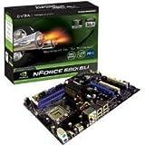 EVGA Motherboard nForce 680I SLI 775 ATX FSB1066 SND GLN DDR2 SATAR PCI-E